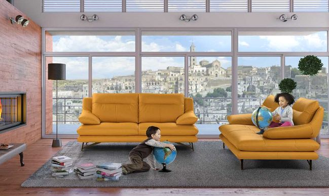canap 3 places dossier reculant moutiers les mauxfaits. Black Bedroom Furniture Sets. Home Design Ideas